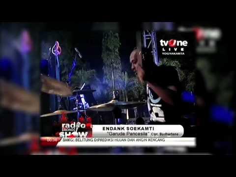 Garuda Pancasila - Endank Soekamti ( Remix Video  Radio Show )