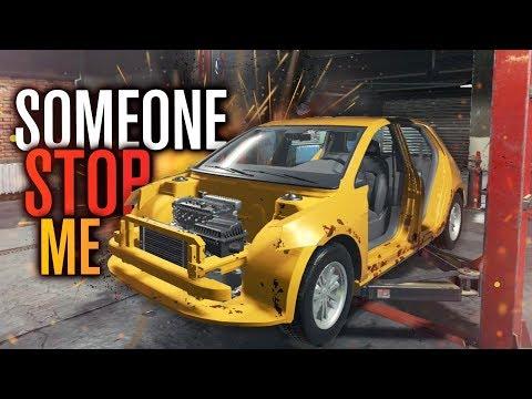 """DON'T LET ME """"FIX"""" YOUR CAR"""