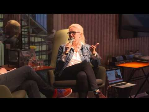 Anette Nordvall (Stockholm Business Angels) at Startup Grind Stockholm