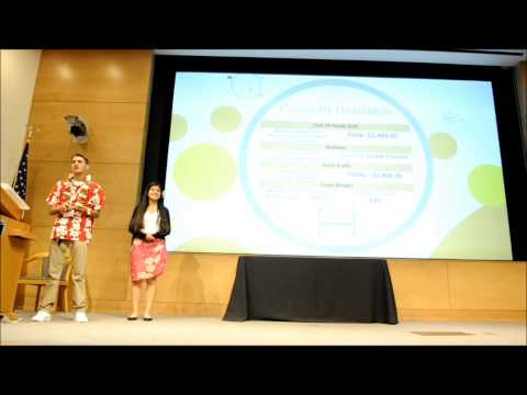 2015 Project ECHO High School Entrepreneur's Business Plan Competition Winners