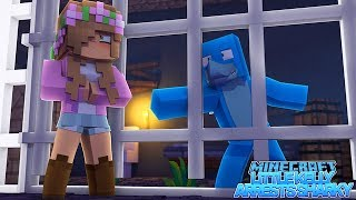 LITTLE KELLY ARRESTS HER BEST FRIEND! Minecraft Bendy and The Ink Machine