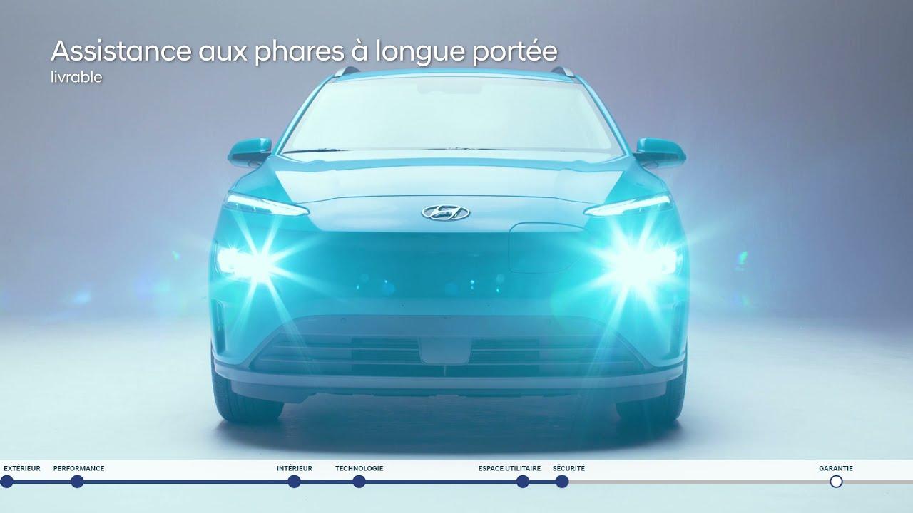 KONA électrique 2022   Découvrir le produit   Hyundai Canada