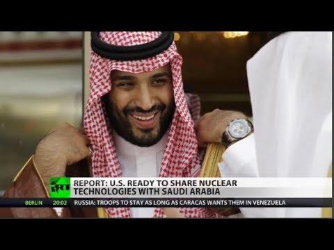 Saudi Arabia goes nuclear