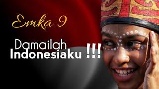 Emka 9 & Kang Dedi Mulyadi - Damailah Indonesiaku