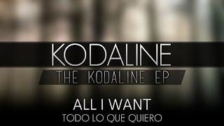 Kodaline - All I Want (Lyrics)