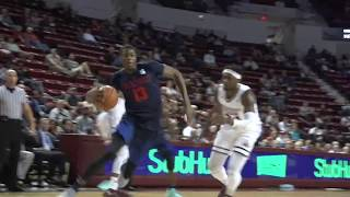 MBB Highlights at Mississippi State
