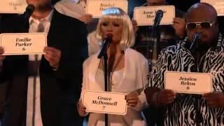 The Voice US Hallelujah Tribute to the tragic Sandy Hook massacre