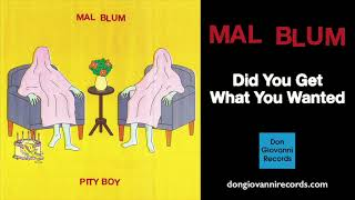 Mal Blum - Did You Get What You Wanted (Official Audio)