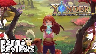 Yonder: The Cloud Catcher Chronicles (Switch) Review | Mr. Panda