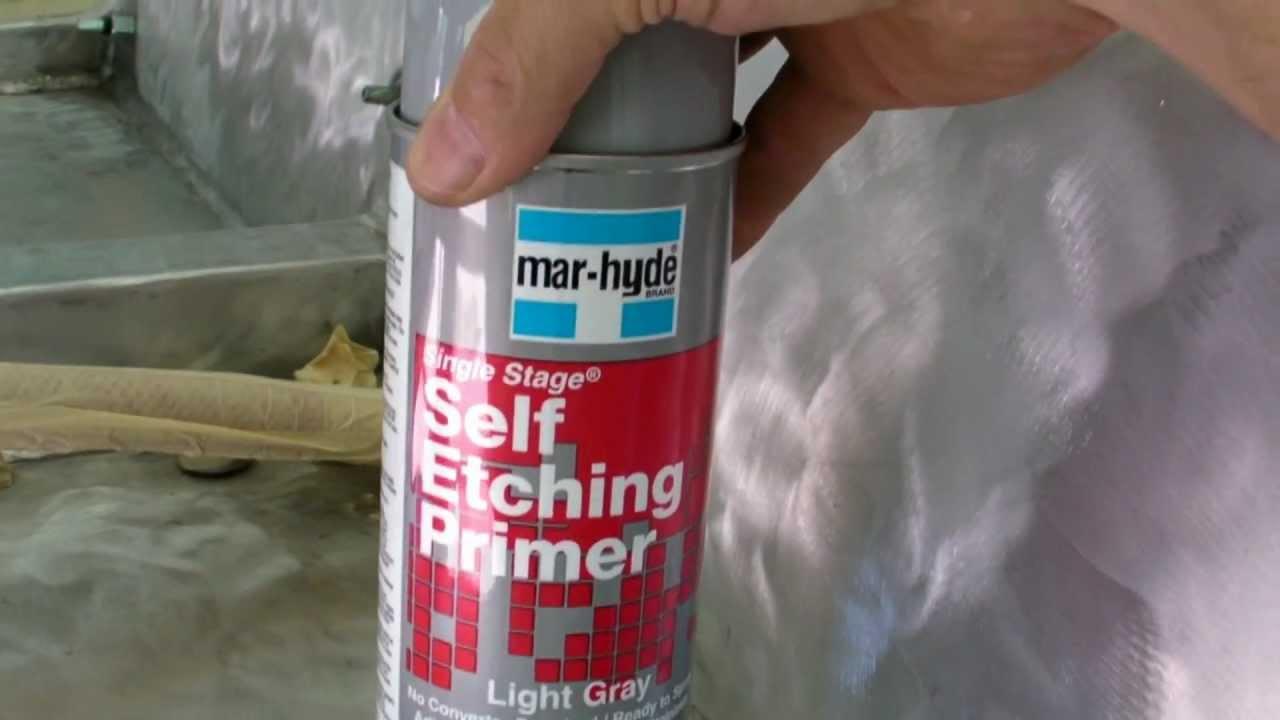 Painting Aluminum