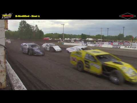 B-Modified -- 6/16/17 -- Rapid Speedway