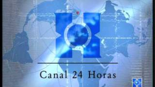 TVE Canal 24 Horas (2002) Cortinilla