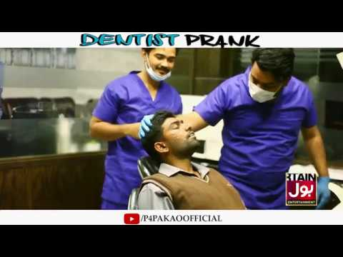 | Dentist Prank | By Nadir Ali & Ahmed Khan In | P4 Pakao | 2019