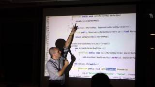 Introduction to RxJava, with code examples by Xavier Lepretre - SG Android Developers 05/2015 Part 2
