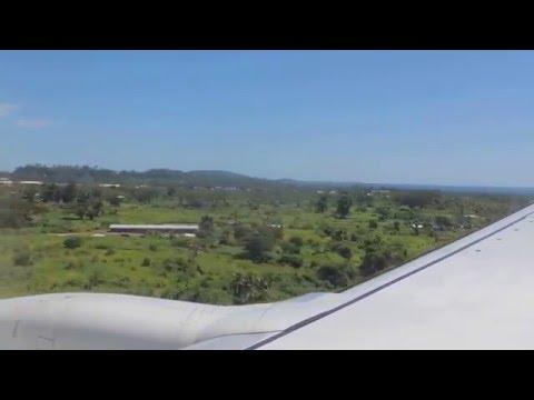 Landing in Port Vila