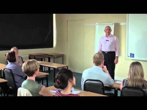 David Festenstein Stroke Experience Lecture Part 2 at Oxford