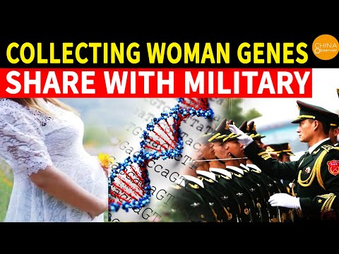 The Purpose of Chinese Gene Company BGI Group Collecting Genes of over 8 Million Women Worldwide