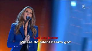 Celine Dion | Where Does My Heart Beat Now  Lyric Karaoke