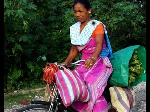 Tribal Woman Overcomes Odds