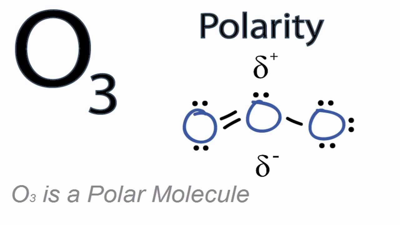 Is O3 Polar Or Nonpolar