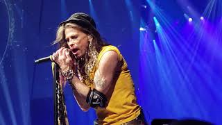 Gambar cover Aerosmith plays I Don't Want to Miss a Thing at Park MGM Theater in Las Vegas Apr 6 2019