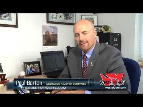 Westelcom President Paul Barton #3