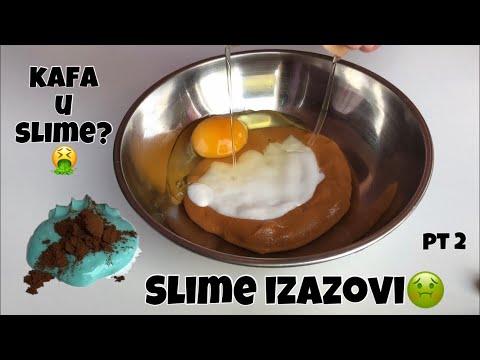 SLIME DARES PT 2|SLIME IZAZOVI PT 2|Slime Prodaja SRB🤢