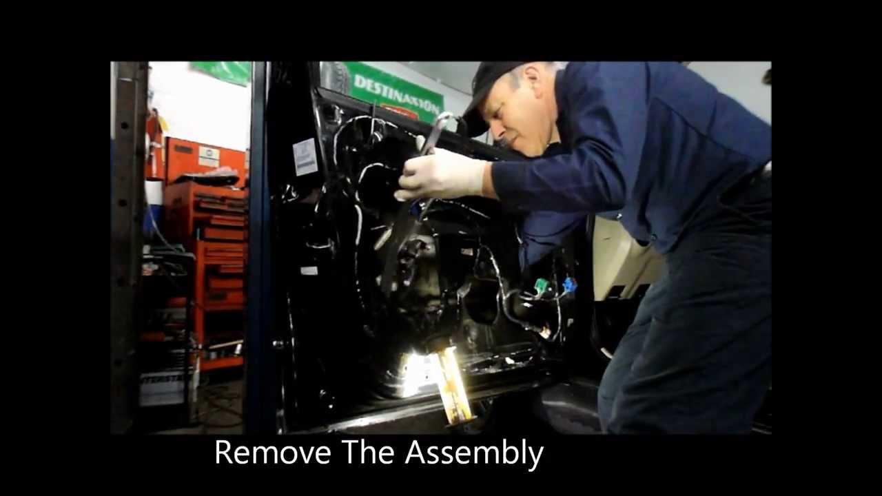 20082009 And 2010 Mercury Mariner Ford Escape Window Regulator 2009 Edge Fuse Diagram Replacing