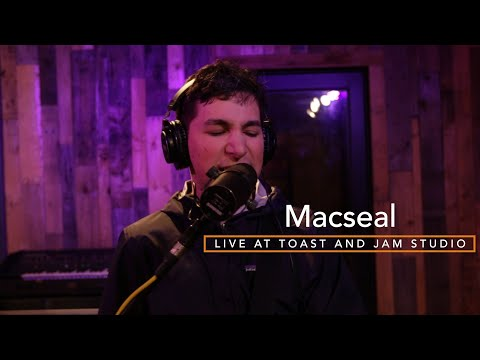 Macseal Live At Toast And Jam Studio (Full Session)