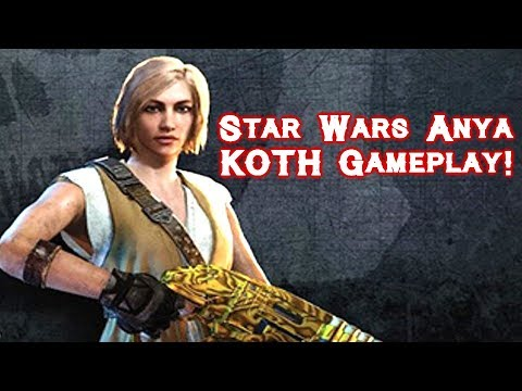 STAR WARS ANYA SWEET TO SOUR EXPERIENCE! (Gears of War 4)