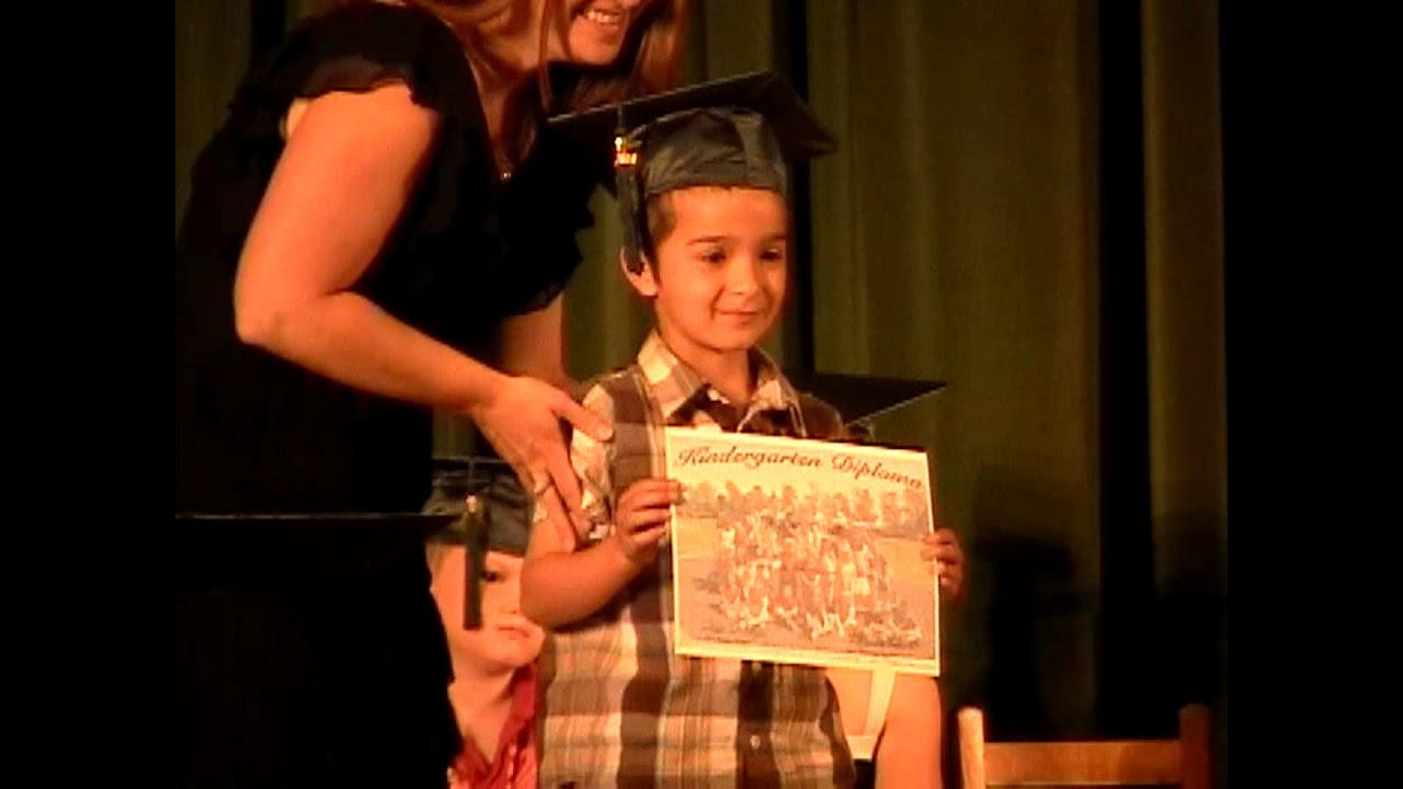 CCRS Kindergarten Graduation  6-20-11
