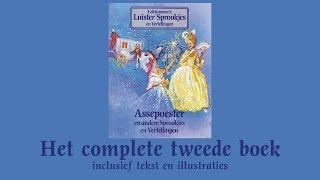 Assepoester - Het complete tweede boek - Lekturama Luistersprookjes en Vertellingen