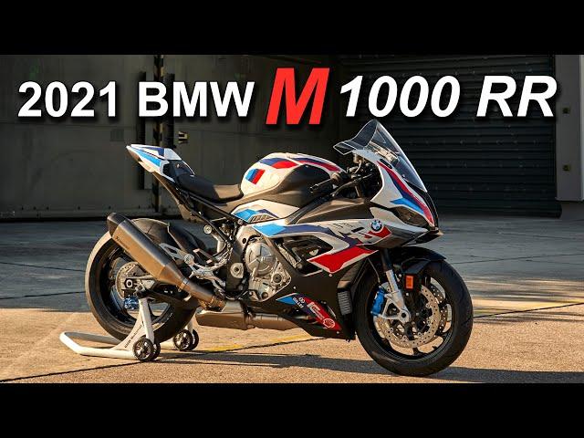 2021 BMW M 1000 RR Announced | Lighter | More Power
