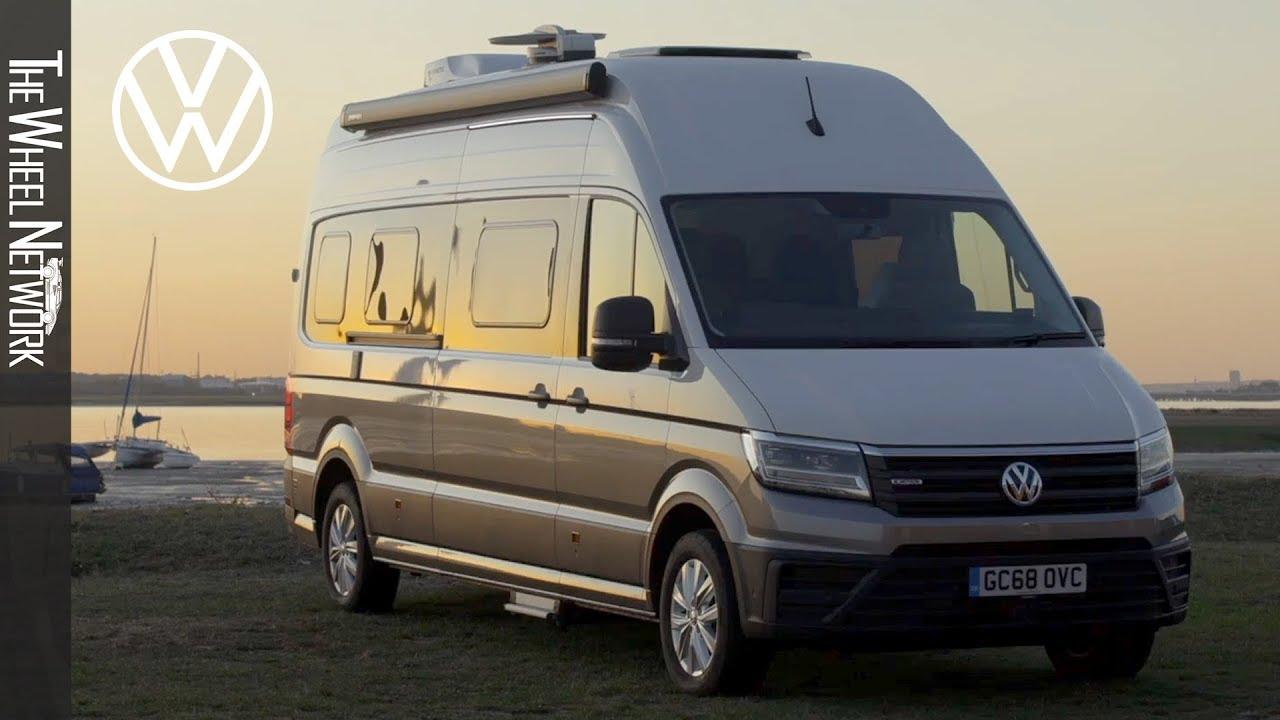 2020 Volkswagen Grand California 680 Crafter Based Motorhome Youtube