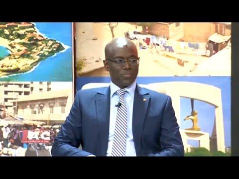 LAC -  Thierno Alassane SALL Ministre de l'énergie - 28 Fevrier 2016