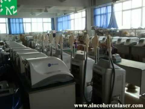 Beijing Sincoheren Factory introduction, aesthetic medical equipment manufacturer