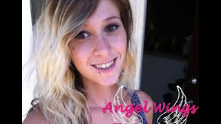 Angel Wings for Angie - Heroin Addiction