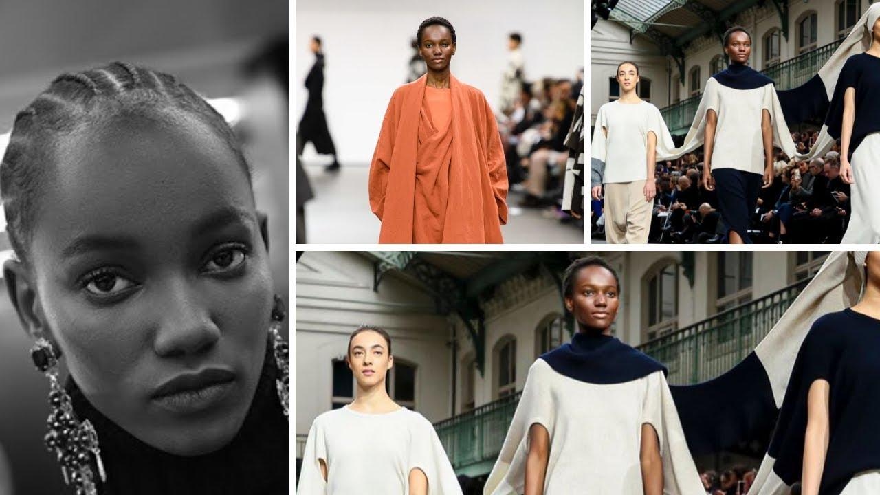 Download Huyu ndiye Mama aliyemuingiza Herieth Paul kwenye modelling, tazama alivyoshiriki Paris Fashion Week