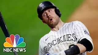 MLB Struggles To Contain COVID-19 | NBC News NOW
