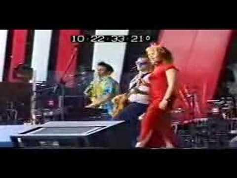 Posh - Live at Wembley Stadium