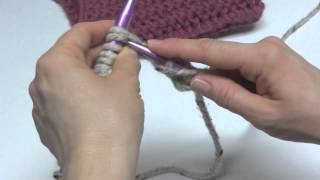 Episode 152: How To Knit The Raspberry Sorbet Button Cowl