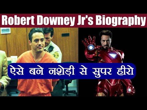 Marvel's Iron Man, Robert Downey Jr's Biography   Lifestyle   Interesting Facts   FilmiBeat