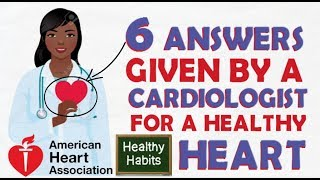 6 habits to keep your heart healthy ...