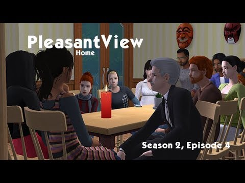 PleasantView (The Sims 2 Series) Season 2, Episode 4 - Home