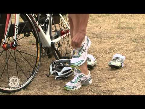 Triathlon Tips: Bike to Run Transition -- Marc and Helen ...