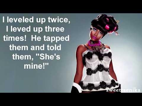 Tasha Cobbs Leonard ft. Nicki Minaj - I'm Getting Ready (verse lyrics)
