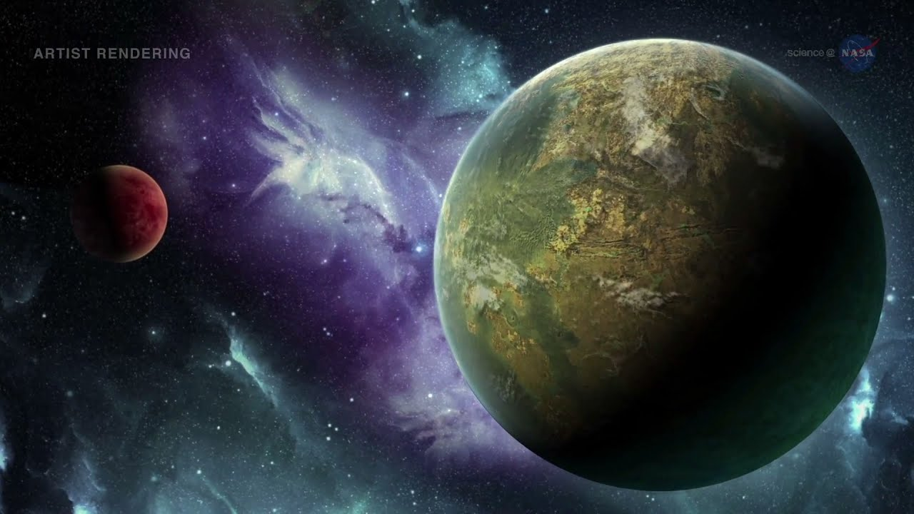 Scientists Find an Earth-like Twin Planet | Video - YouTube