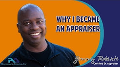 Why I became an Appraiser video
