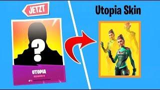UTOPIA Skin (Singularity) GET FREE NOW!! Utopia Skin Leaks - Update 9.30 Fortnite
