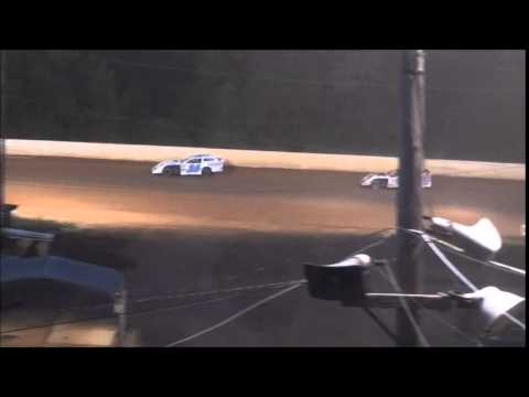 Modified Heat #2 from Ponderosa Speedway 6/13/14.